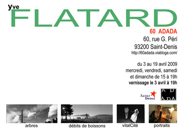 Yve Flatard photographe