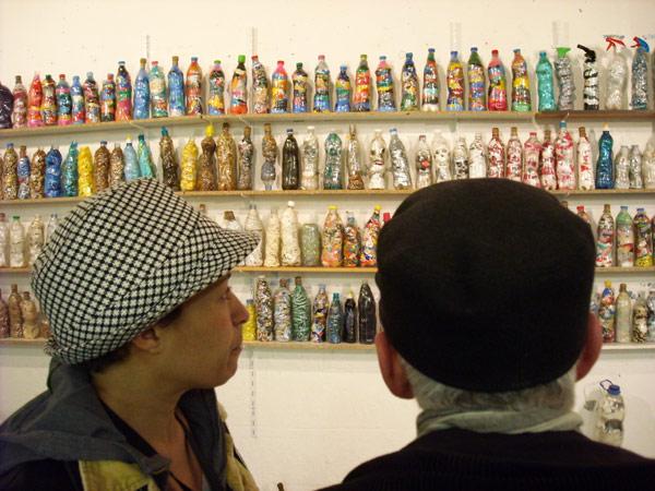 Le monde en bouteilles