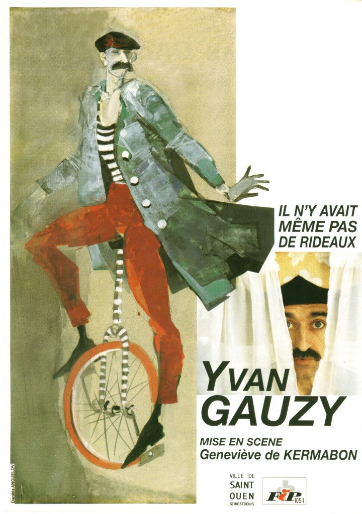 Yvan Gauzy macrobatie