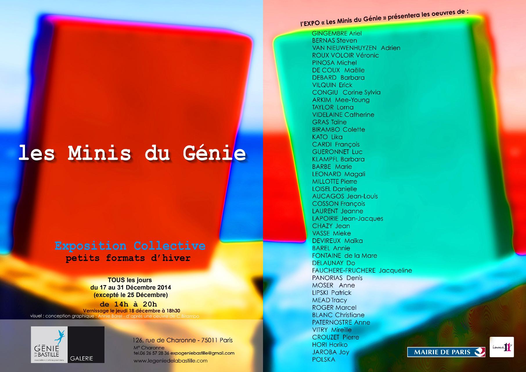 les-Minisdugénie 2014
