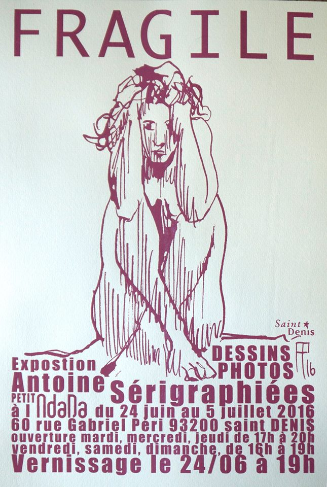 FRAGILE – Antoine PETIT
