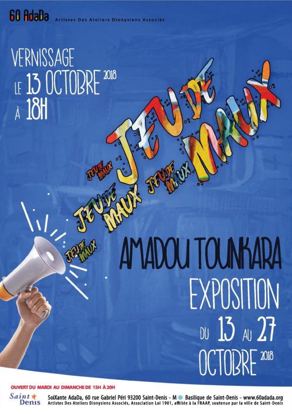 Amadou TOUNKARA : Jeu de maux