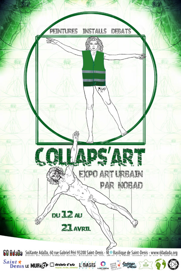 Expo Collaps'Art – NobAd