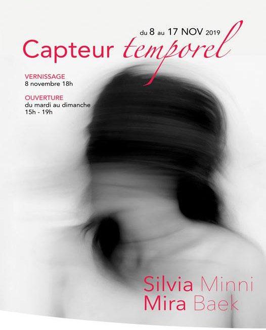 Silvia Minni & Mira Baek – Capteur temporel